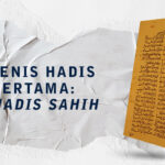 JENIS HADIS PERTAMA HADIS SAHIH (1)